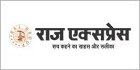 Raj-Express-Newspaper-logo